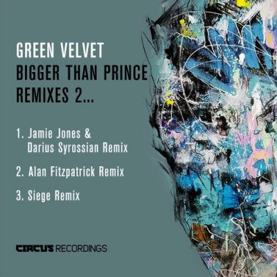Bigger Than Prince (Jamie Jones & Darius Syrossian Remix)